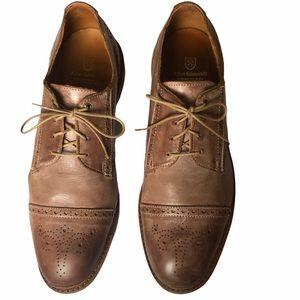 Allen Edmonds Bainbridge cap-toe derby men's shoe